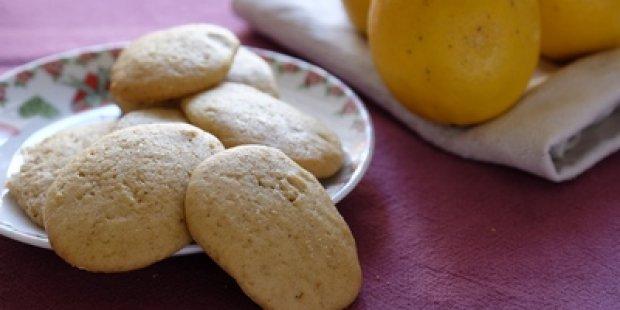 Biscottini zenzero limone e mascarpone